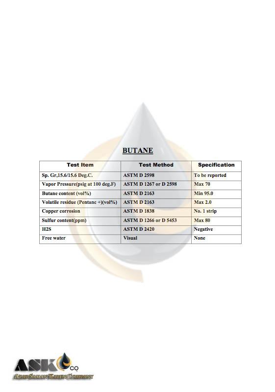 butane